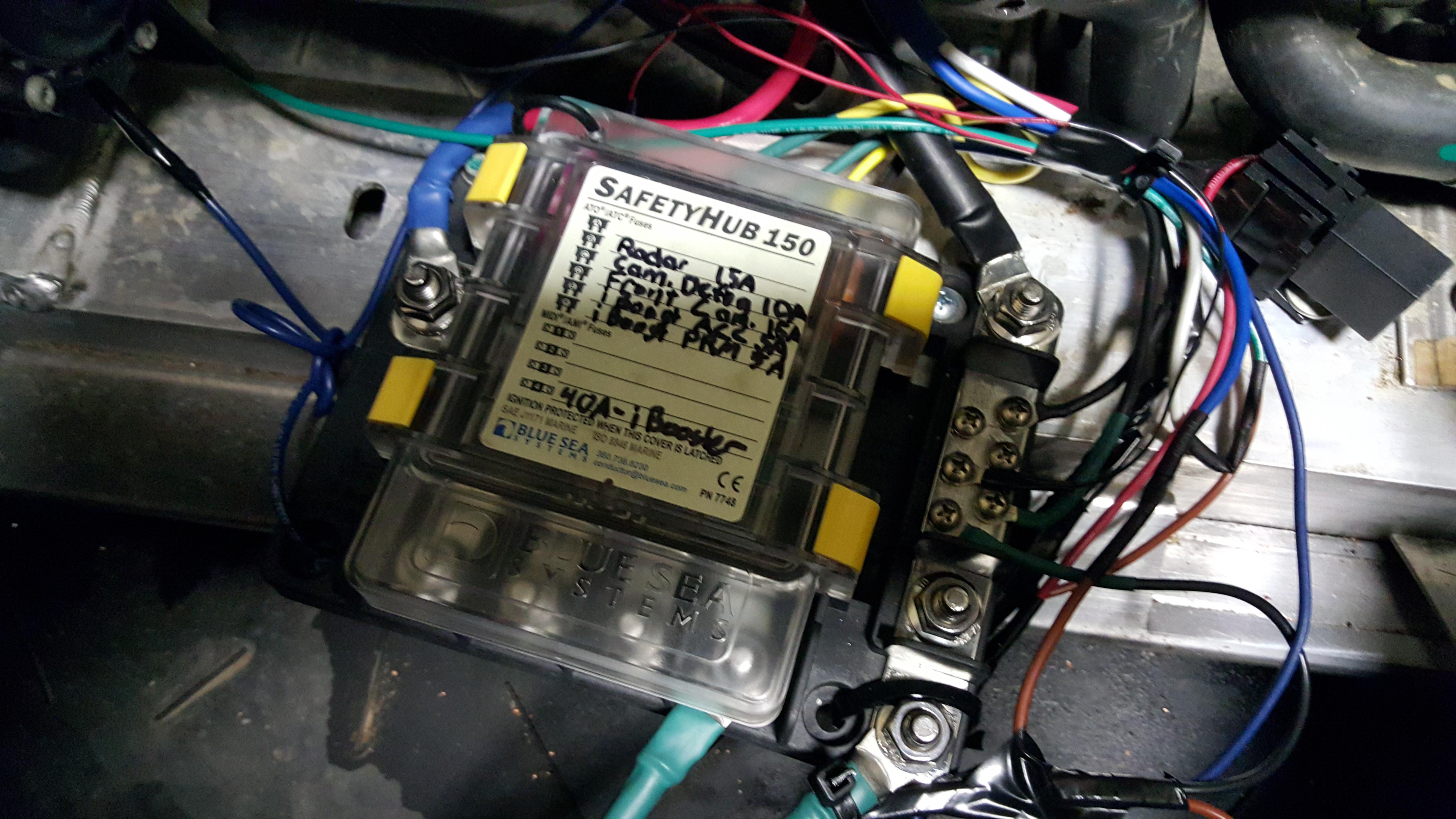 2016 05 06 00.35 New aux fuse box autopilot retrofit on classic p85 wk057's skienet tesla model s fuse box at gsmx.co